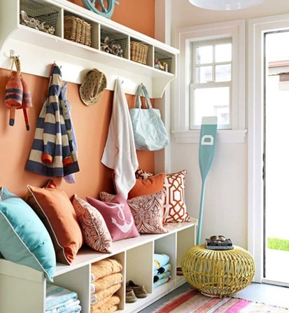 Orange-Mudroom