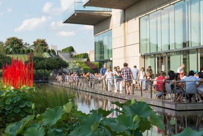 Friday Happy Hour at the Virginia Museum of Fine Arts